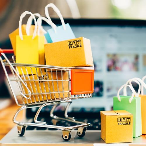 ตอบโจทย์  e-commerce