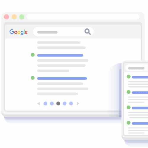 ติดหน้า Google ง่าย